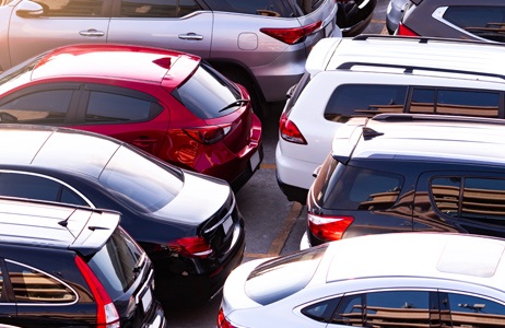 Vehicle tracking and monitoring at scale for car rental, vehicle finance and ride sharing businesses