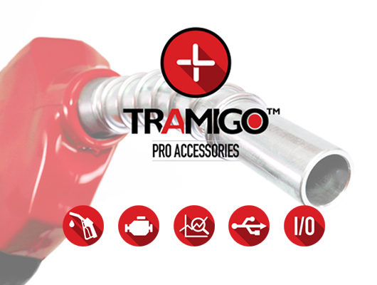 Tramigo fuel management accessories