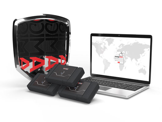 Secure car and fleet GPS tracking