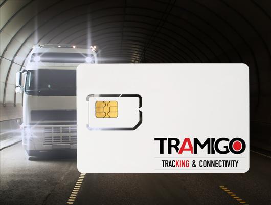 Tramigo Fleet Management SIM