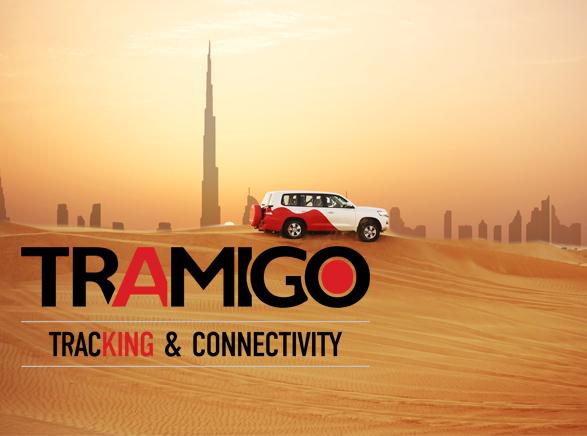 Tramigo fleet management and gps vehicle tracking solutions Dubai